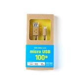 cheero マイクロUSBケーブル ダンボー 100cm