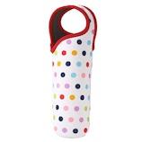 トーン ボトルカバー TC01 ドットホワイト│水筒・魔法瓶 ペットボトルカバー