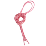 シューストライプス シューレース 丸 80cm ピンク
