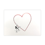 フロンティア ディズニー ポストカード D01008 ビッグハート│カード・ポストカード ポストカード(イラスト)