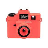 HOLGA トイカメラ ホルガ DIGITAL ネオンオレンジ