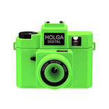 HOLGA トイカメラ ホルガ DIGITAL ネオングリーン
