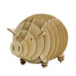 エーゾーン(Azone) ki-gu-mi ブタの貯金箱