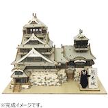 エーゾーン(Azone) ki-gu-mi Wooden Art カラーVER. 熊本城