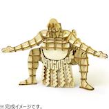 エーゾーン(Azone) ki-gu-mi 横綱 不知火型│パズル 立体パズル
