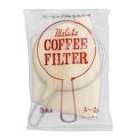 マルタ ネルフィルター替え布 5~10人用 A-2 3枚入│茶器・コーヒー用品 コーヒードリッパー・フィルター