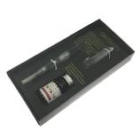 東急ハンズ限定 エルバン コンバーター付きローラーボールペン&カカオブラウン10mLセット hb-set004