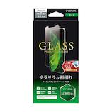 【iPhone11/iPhone XR】 LEPLUS GLASS プレミアムフィルム スタンダードサイズ マット LP-IM19FGM