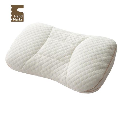 東急ハンズオリジナル 洗えるフィット枕 アイボリー×シャンパンゴールド