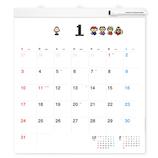 【2021年版・壁掛】ほぼ日 ホワイトボードカレンダー  MOTHER フルサイズ
