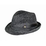 東急ハンズオリジナル 田中帽子店 NEWディオン H088 グレーブラック