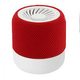 フロントフィールド KiWi Bluetoothスピーカー ストロベリーレッド