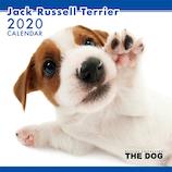 【2020年版・壁掛け】THE DOG ジャックラッセルテリア 403317