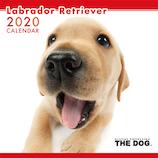 【2020年版・壁掛け】THE DOG ラブラドール 403318