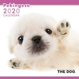 【2020年版・壁掛け】THE DOG ペキニーズ 403323