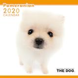【2020年版・壁掛け】THE DOG ポメラニアン 403324