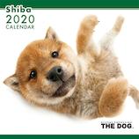 【2020年版・壁掛け】THE DOG 柴 403328