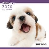 【2020年版・壁掛け】THE DOG シーズー 403329