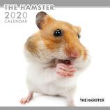 【2020年版・壁掛け】THE HAMSTER ハムスター 403340