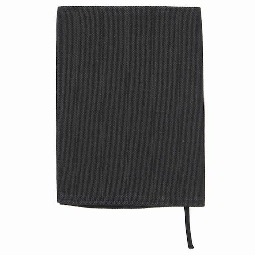 ラダイト 文庫判ブックカバー LDH−BOOK−01 ブラック│ブックカバー・製本用品 ブックカバー