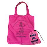 ハレイワ ハッピー マーケット(HALEIWA HAPPY MARKET) エコバッグ ピンク│エコバッグ・ショッピングカート
