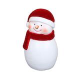 【クリスマス】 レジンスノーマンスタンド IA37110/SN