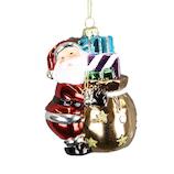 【クリスマス】 プラスチックオーナメント IA37151