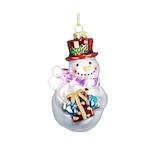 【クリスマス】 プラスチックオーナメント IA37148