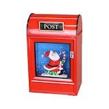 【クリスマス】 ウォーターポストボックスライトスタンド ST38269
