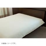 クレモナ 掛布団カバー シングル 150×210cm HS21010-019 アンティークホワイト