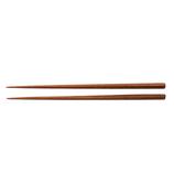 サラサドットコム b2c 江戸の木箸 三角 L 23.5cm