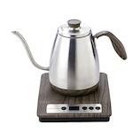 レコルト 温度調節ドリップケトル シルバー│茶器・コーヒー用品 コーヒーポット・サーバー