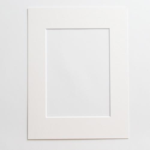 シエル マット マット四角窓 Lサイズ ホワイト