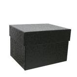 山喜包装 ユニコン貼り箱 小 黒