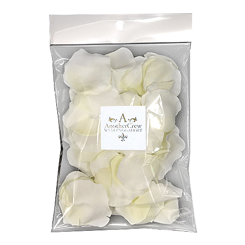<東急ハンズ> パーティーを盛り上げる布製の花びら アナザークルー ローズペタル 白画像