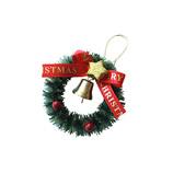 【クリスマス】 インディゴ オーナメント リーススター XR370 レッド