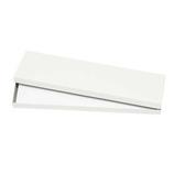 インディゴ ネクタイボックス W PB402│ラッピング用品 ギフトボックス(組み立て)