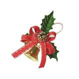 【クリスマス】 インディゴ オーナメント ヒイラギベル XR677