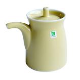 白山陶器 G型しょうゆさし 大 黄色