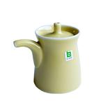 白山陶器 G型しょうゆさし 小 黄色