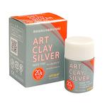アートクレイシルバー ペーストタイプ A−0286 20g│彫金 彫金工具・材料