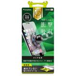 【iPhone7/6s/6】 simplism 衝撃吸収液晶保護フィルム 光沢