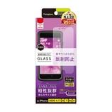 【iPhoneSE(第2世代)/8/7/6s/6】 simplism 画面保護強化ガラス 反射防止│携帯・スマホアクセサリー 液晶保護フィルム