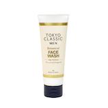 東京クラシック フェイスウォッシュ 80g│メンズコスメ・男性化粧品 男性用洗顔料