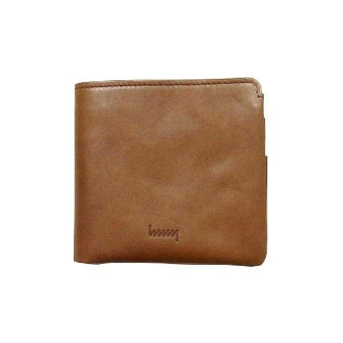 hmny カジュアル財布 W−012 ブラウン