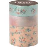 LABCLIP(ラボクリップ) ブルーム マスキングテープ ピンク
