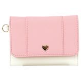 東急ハンズ限定 LABCLIP(ラボクリップ) ソフィア カードケース ピンク│名札・カードホルダー