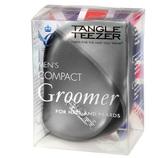 TANGLE TEEZER COMPACT メンズ グルーマー スペースメタリック