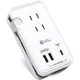 株式会社CIO 電源タップ(USB3ポート ACプラグ3口) PD対応版 KJ-C04│配線用品・電気材料 電源タップ・延長コード