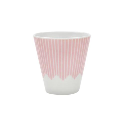 スイーツクラフト (SWEETS CRAFT) 富士山モチーフ カップ(H) ピンク